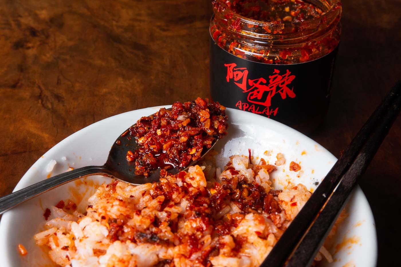 Apalah Chili Rice 3
