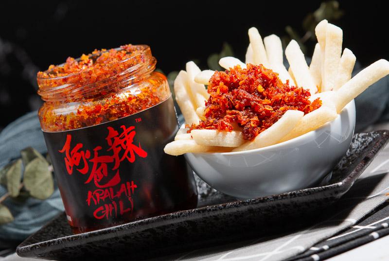 Apalah Chili Crispy Potato Fries 1