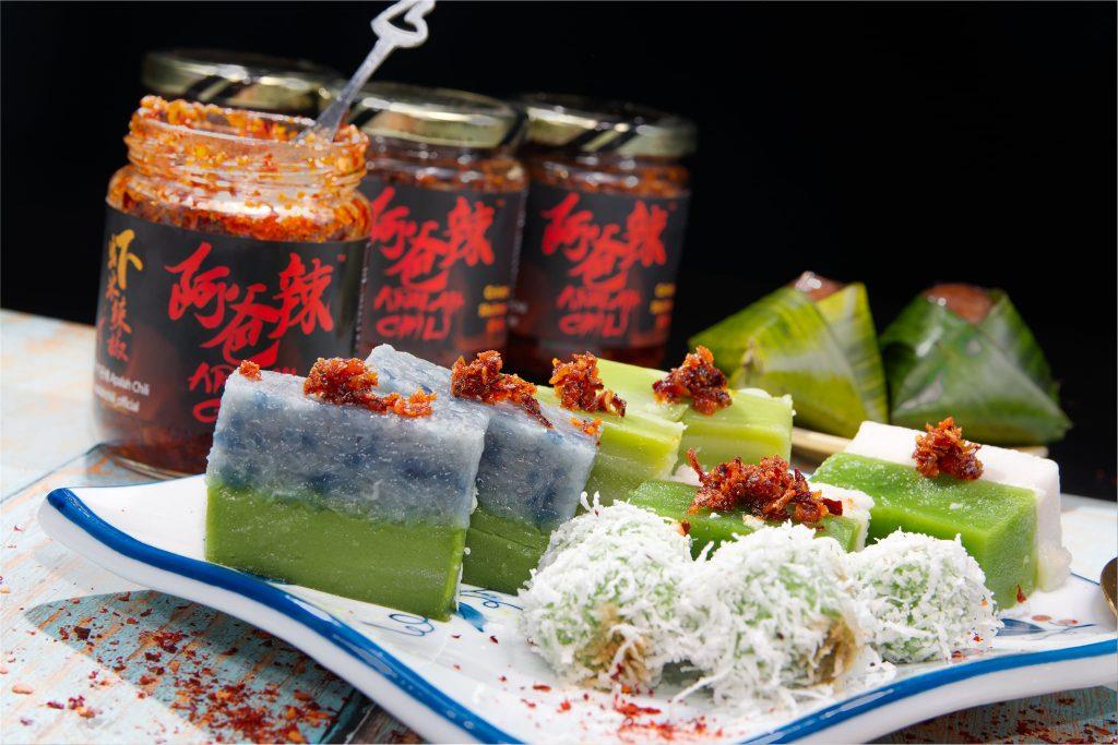 Apalah Chili With Kuih